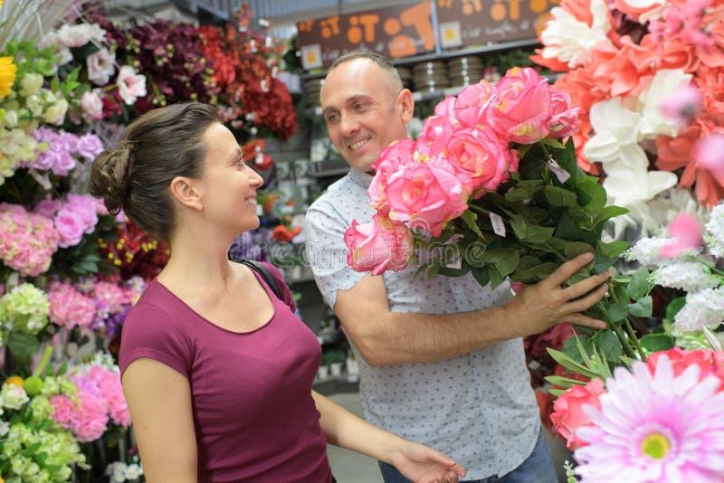 Le paquet de la fleur image stock