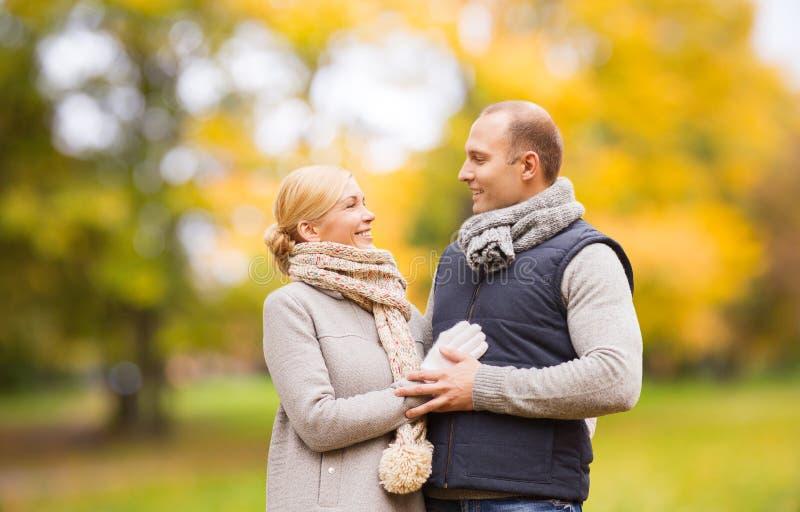 Le par i h?stpark fotografering för bildbyråer