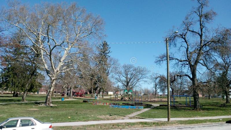 Le parc de penn photo stock
