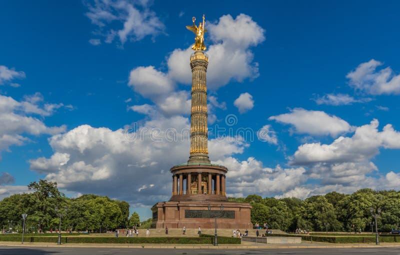 Le parc de Tiergarten de Berlin, Allemagne photographie stock