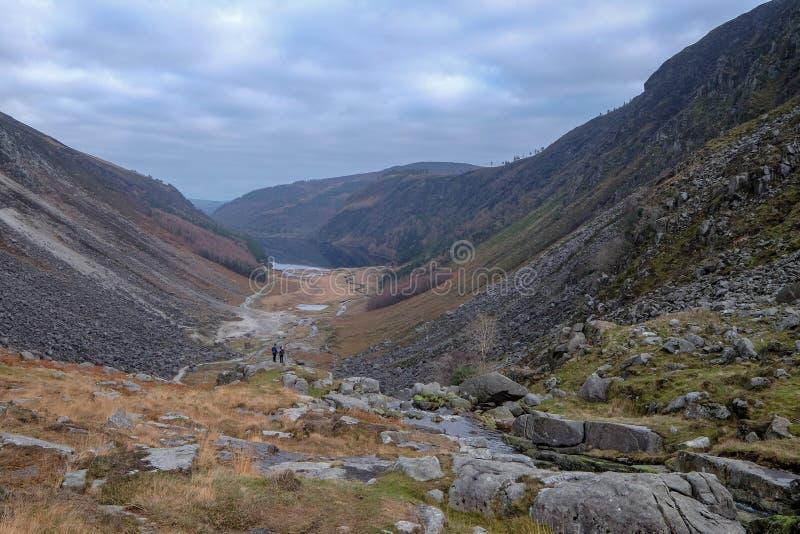 Le parc national de montagnes de Wicklow photos stock