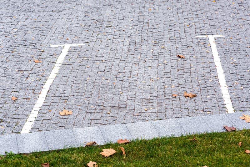 Le parking libre photos stock