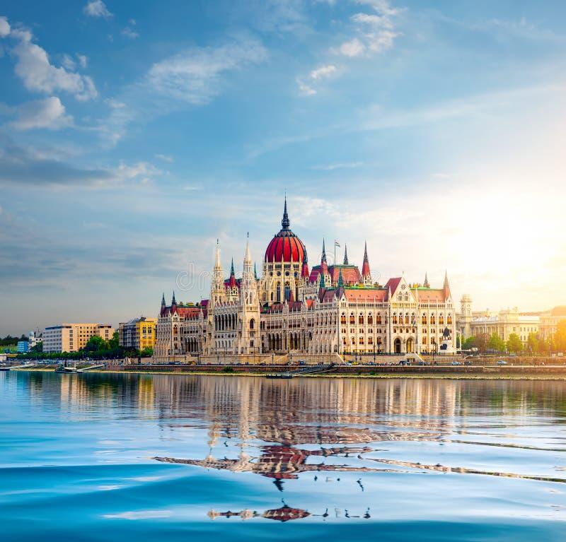 Le Parlement ? Budapest photos libres de droits