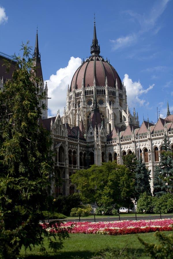 Le Parlement de Budapest images stock