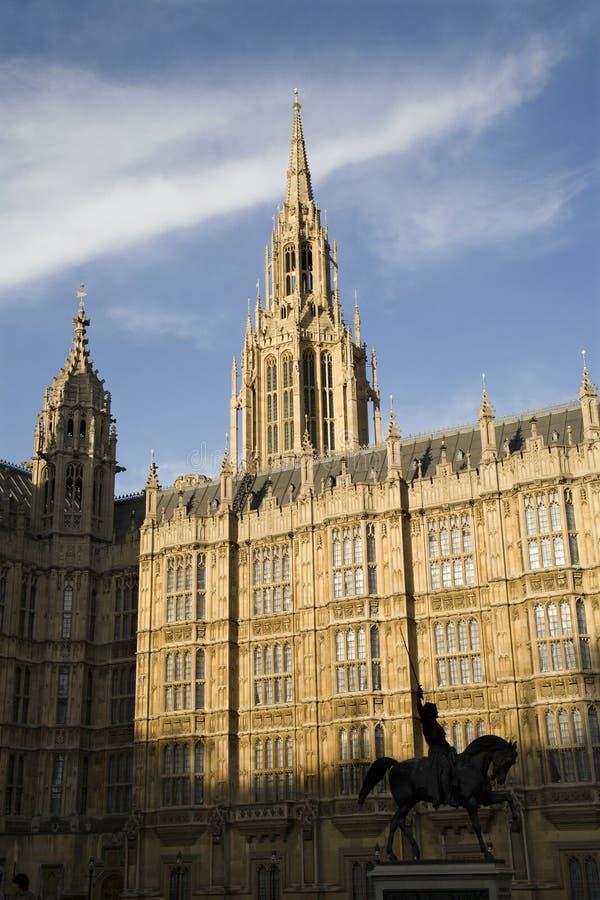 le parlement de Londres photographie stock