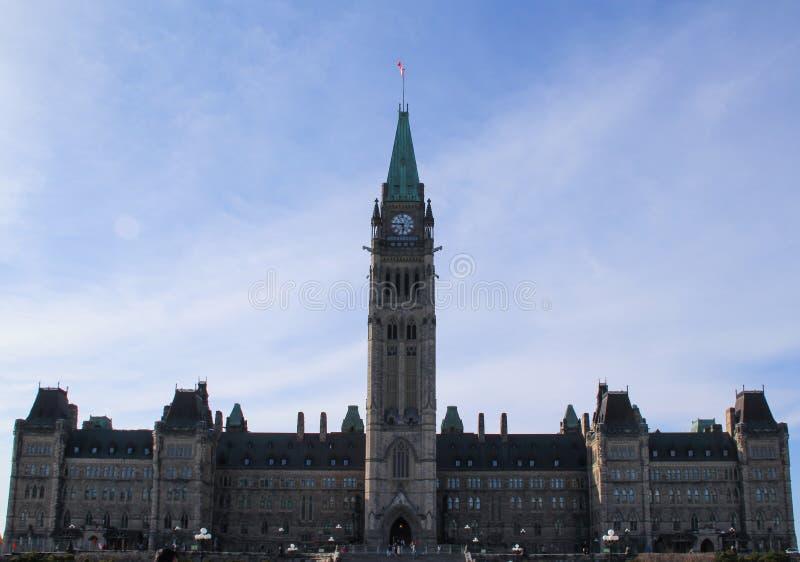 Le Parlement du Canada photos libres de droits