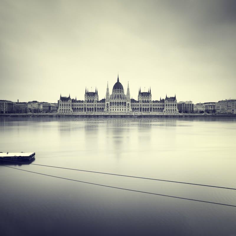 Le Parlement hongrois photo stock