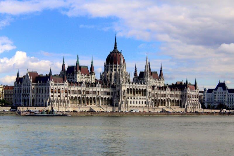 Le parlement hongrois photos libres de droits