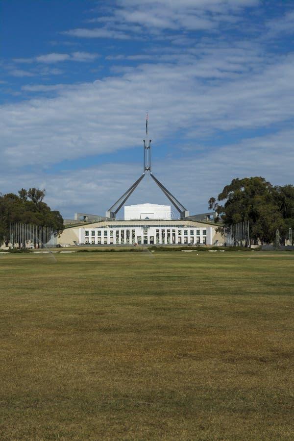 Le Parlement logent, Canberra, Australie images stock