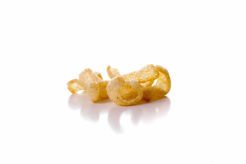 Le patatine fritte allentano immagine stock libera da diritti