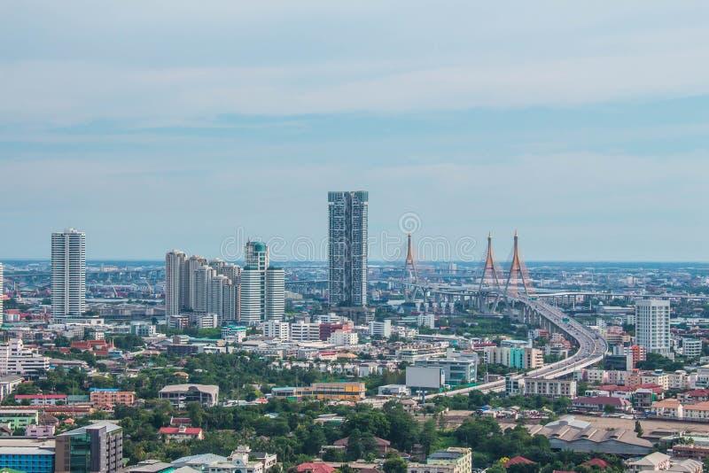Le paysage de la Thaïlande photographie stock