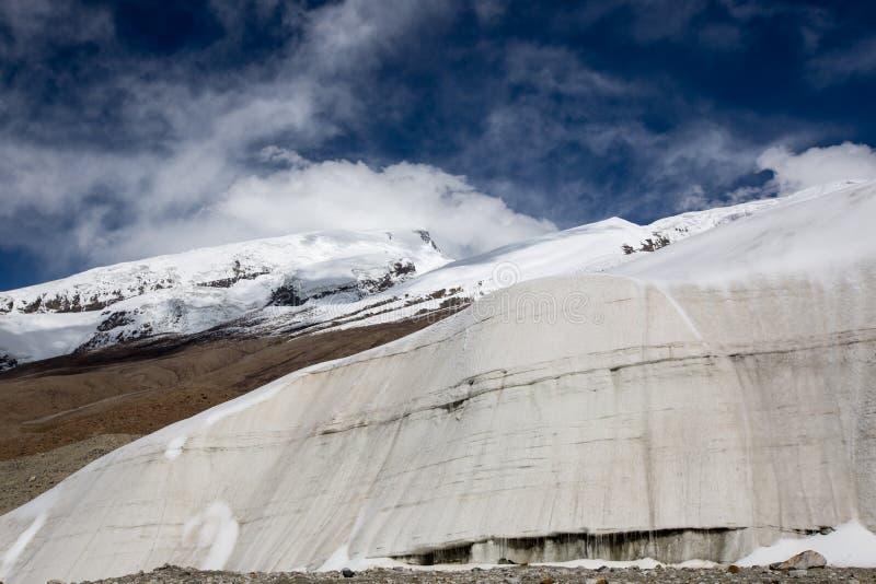 Le paysage de Pamirs photo stock