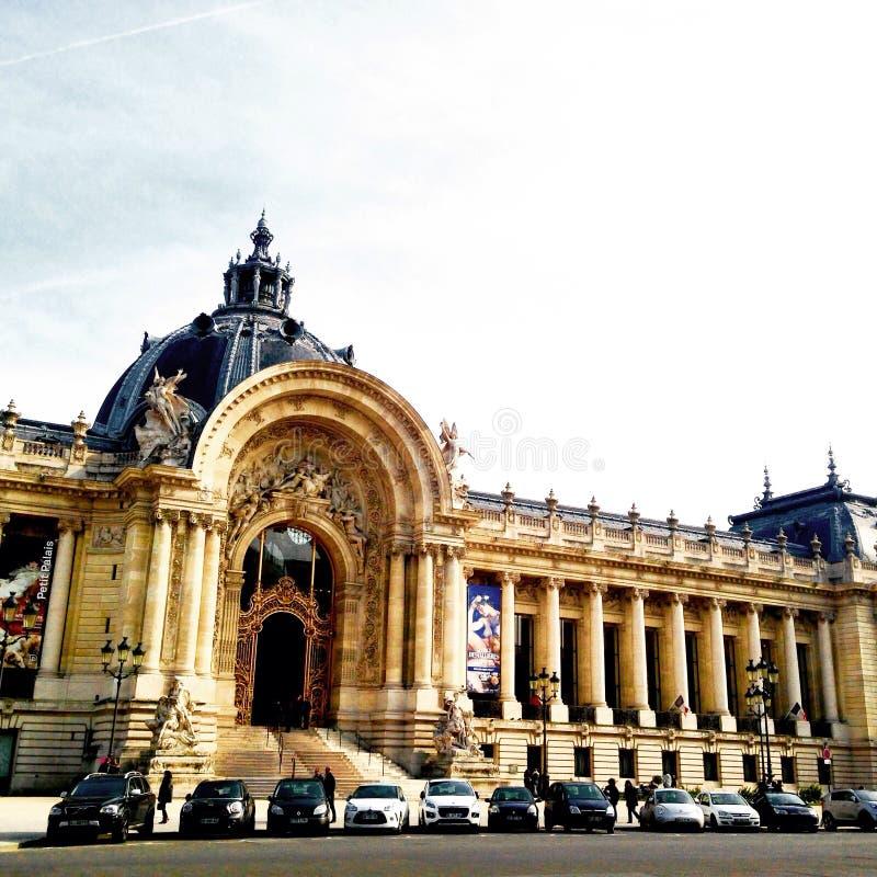 Le petit palace royalty free stock image