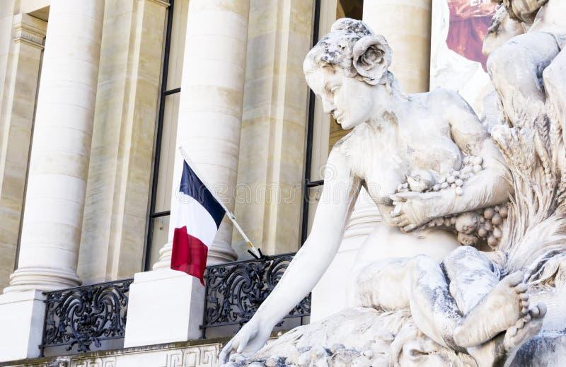 Le Petit Palais célèbre photos libres de droits