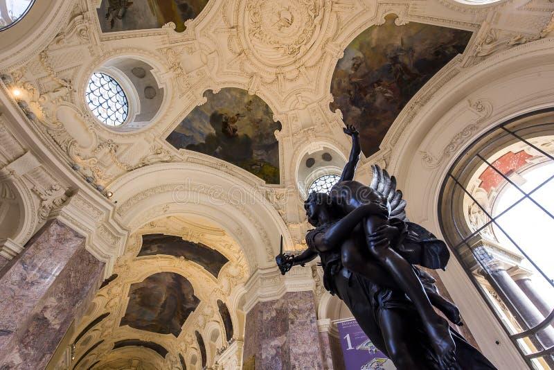 Le Petit Palais, Paris, France images libres de droits