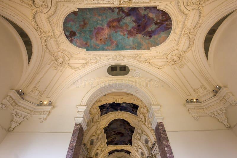 Le Petit Palais, Paris, France image libre de droits