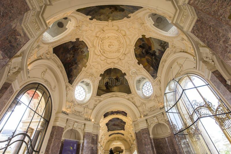 Le Petit Palais, Paris, France photos stock