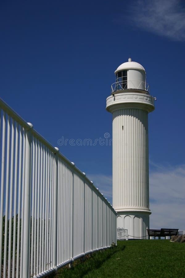 Le phare photo libre de droits
