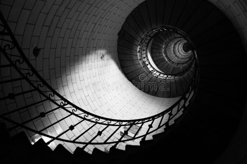 Le phare du ` h de Penmarc photo stock