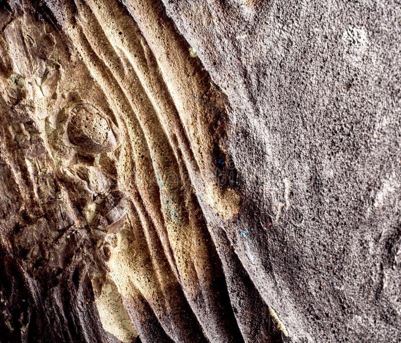 Le pietre strutturano e fondo Oscilli la struttura fotografia stock