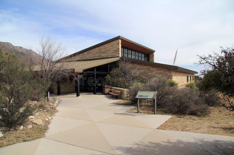 Le pin jaillit centre de visiteurs image libre de droits