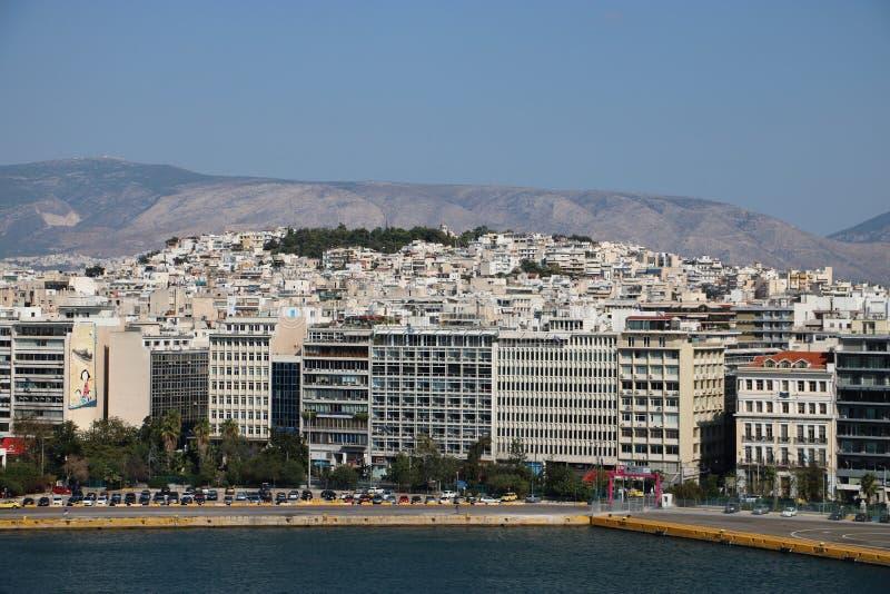Le Pirée, Grèce image libre de droits