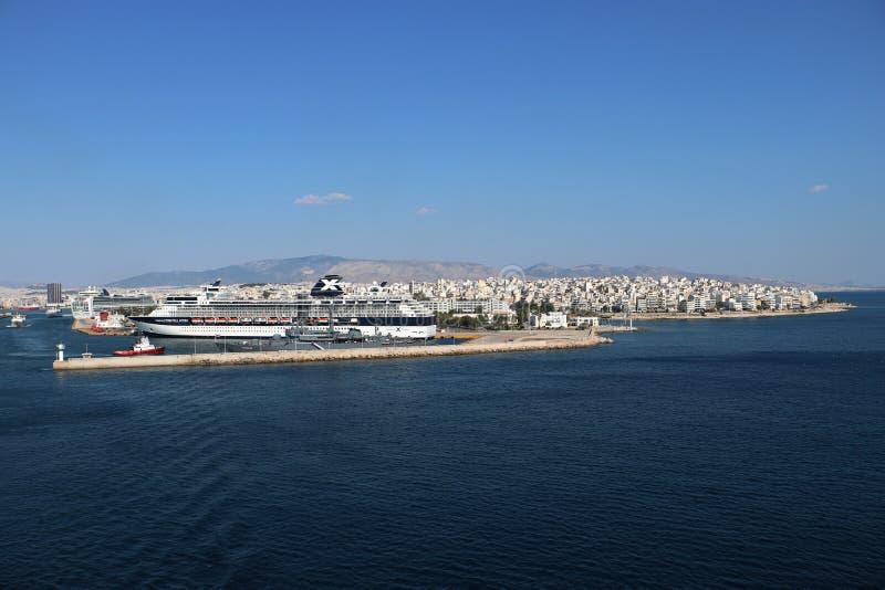 Le Pirée, Grèce images stock