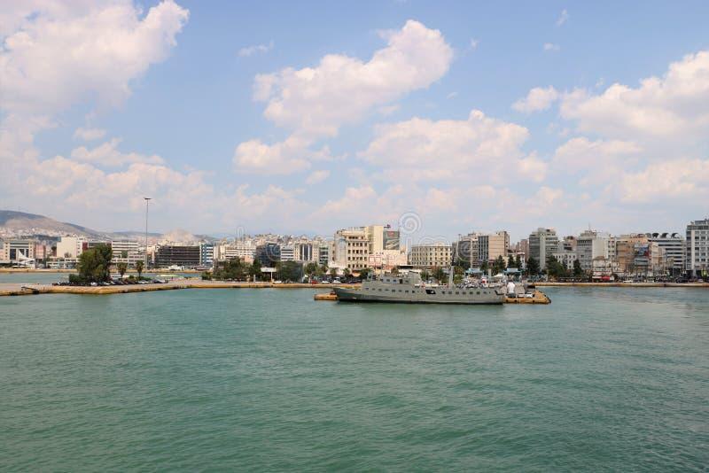 Le Pirée, Grèce images libres de droits