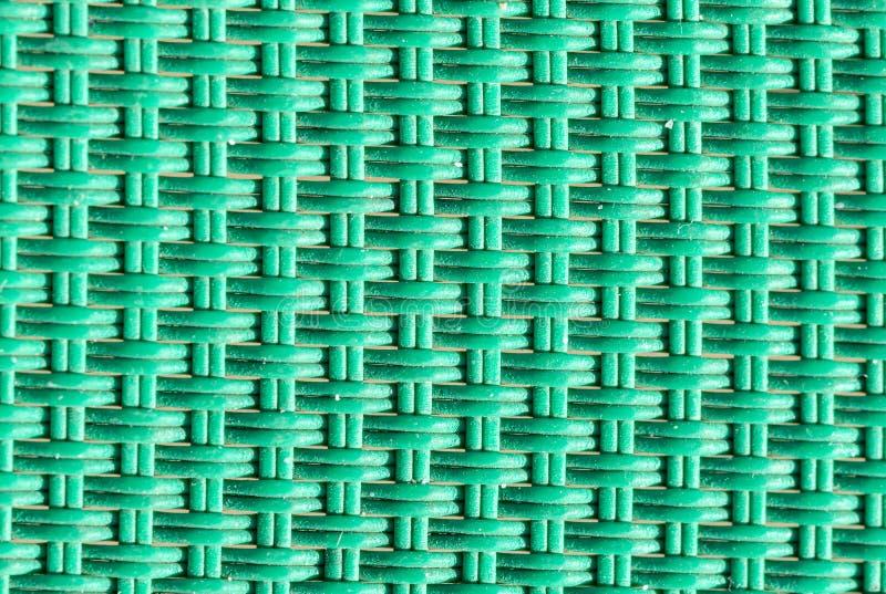 Le plan rapproché détaillé du tissu de synthétique de texture de nylon de fibre donnent au fond une consistance rugueuse du polye image libre de droits