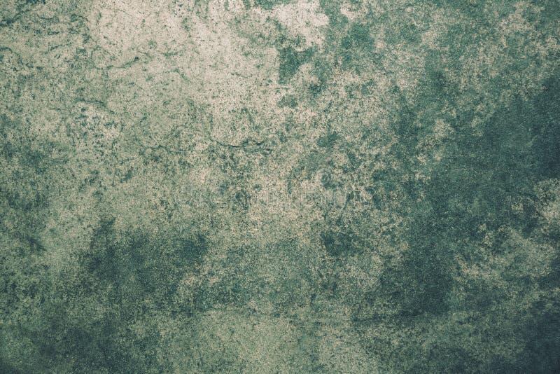 Le plan rapproché du grunge vert rugueux a donné au fond une consistance rugueuse, textur grunge images libres de droits