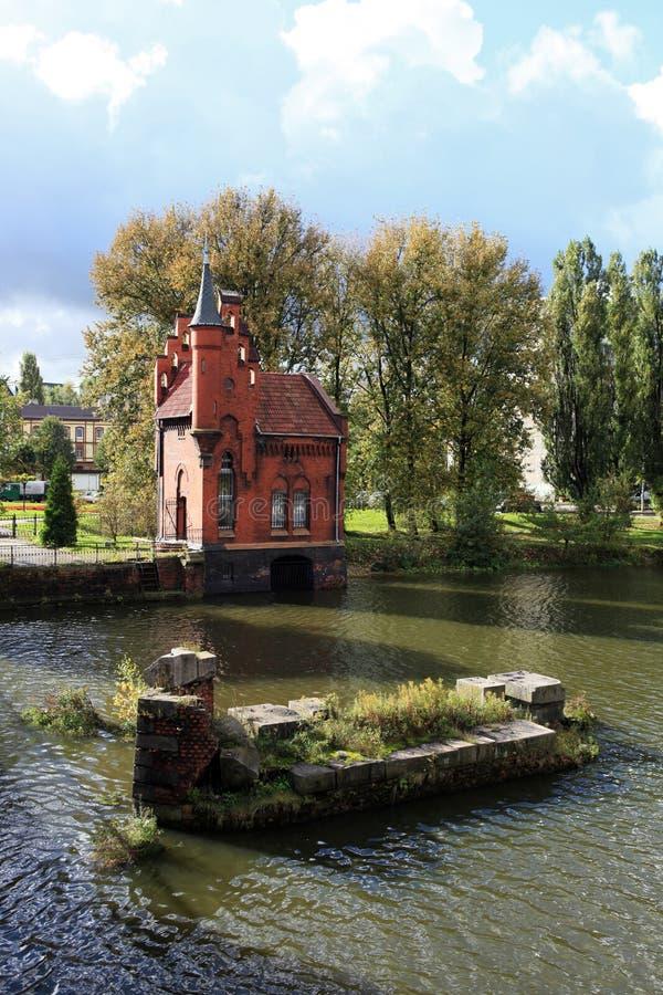 Le plus petit château de conte de fées photos libres de droits