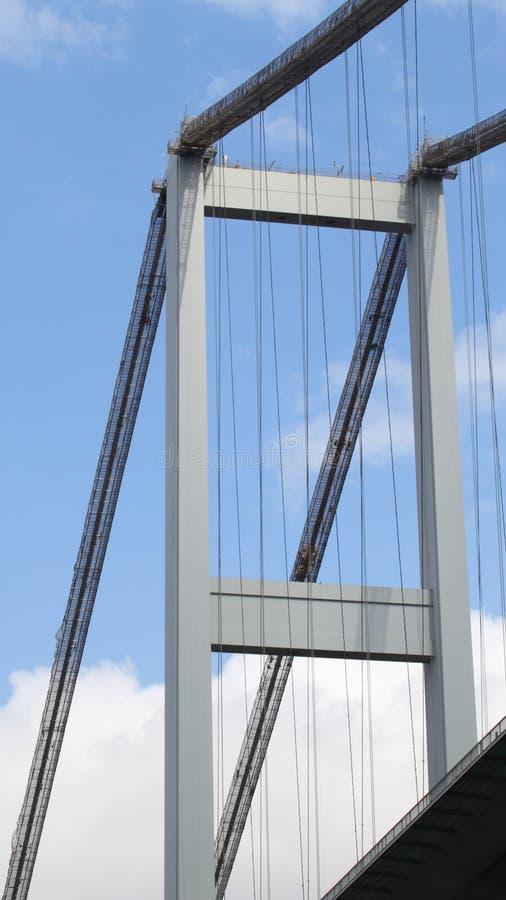 Le pont de Bosphorus photographie stock libre de droits