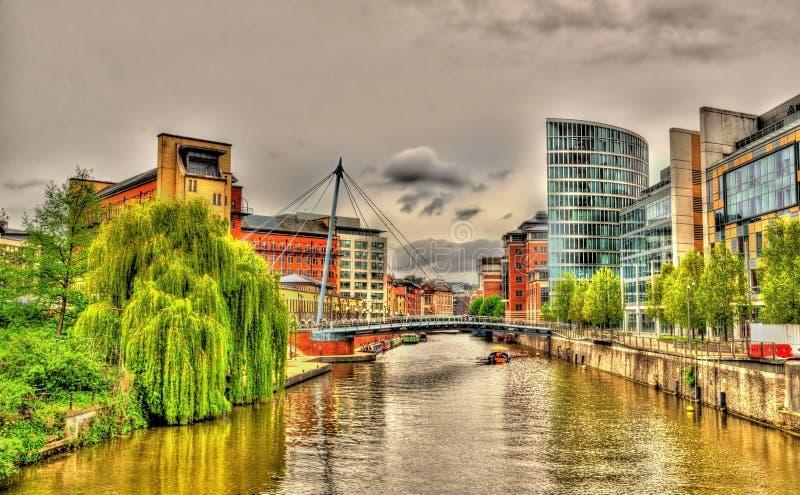 Le port de flottement Bristol - en Angleterre image stock