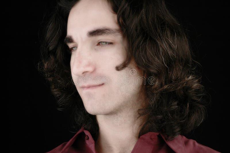 Download Le portrait-3 de l'homme image stock. Image du garçon, visage - 82261