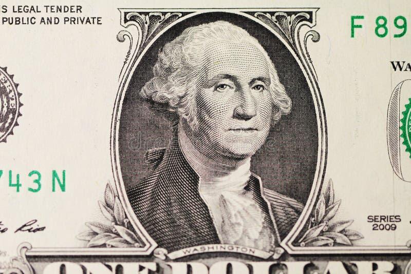 Download Le Portrait De Washington Sur Le Dollar Image stock - Image du closeup, oeil: 77160787