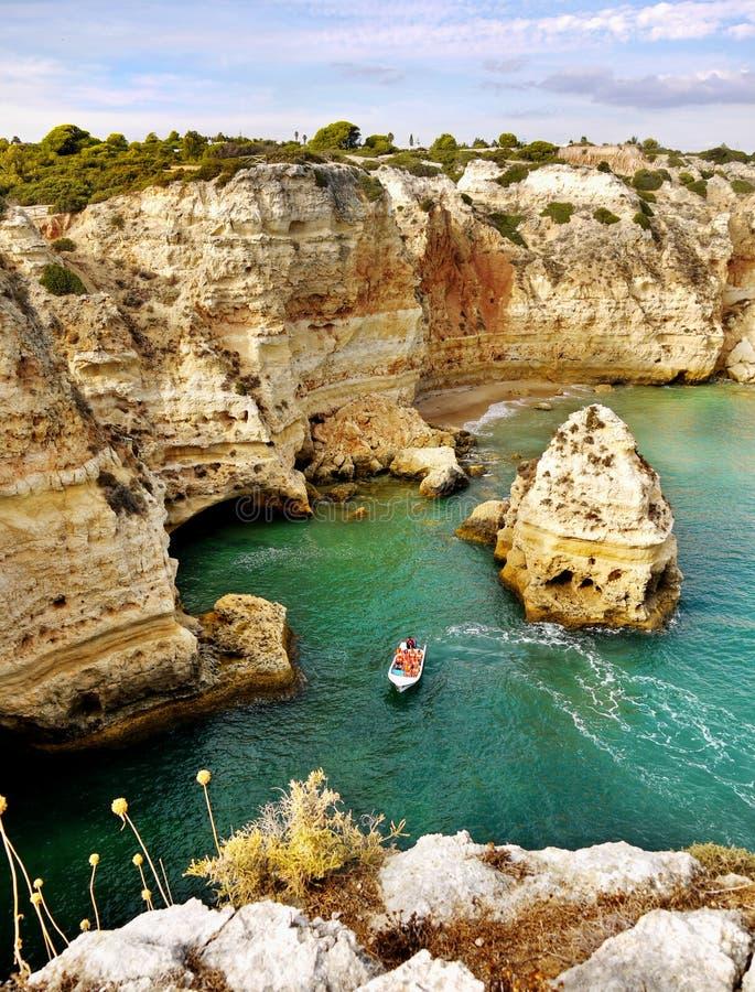Le Portugal Algarve photos stock