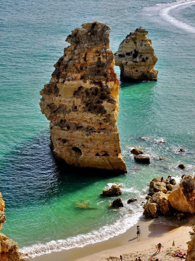 Le Portugal Algarve image stock