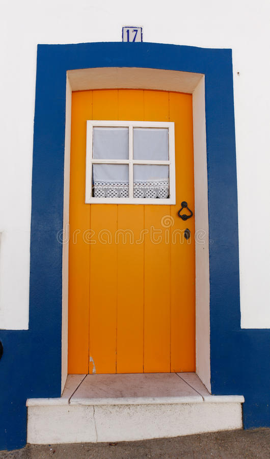 Le Portugal l'Alentejo Alvito photographie stock libre de droits