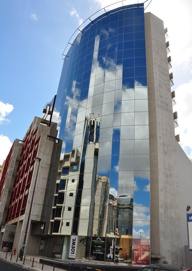 Le Portugal, le capital de Lisbonne image libre de droits