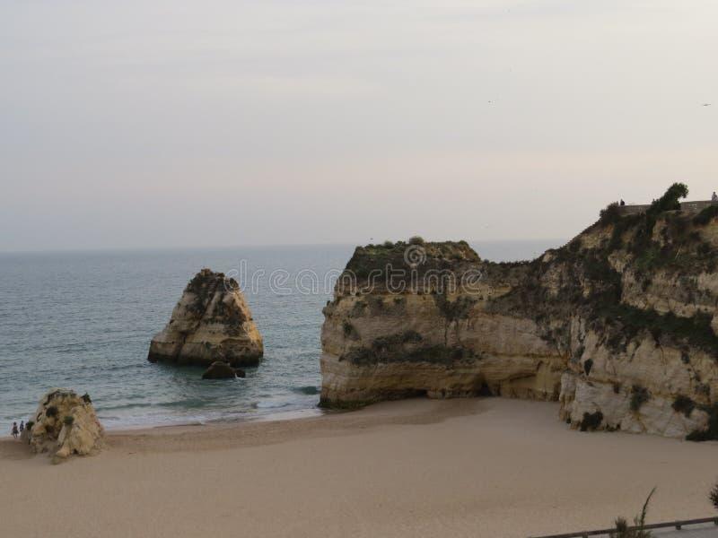 Le Portugal Portimão photos libres de droits