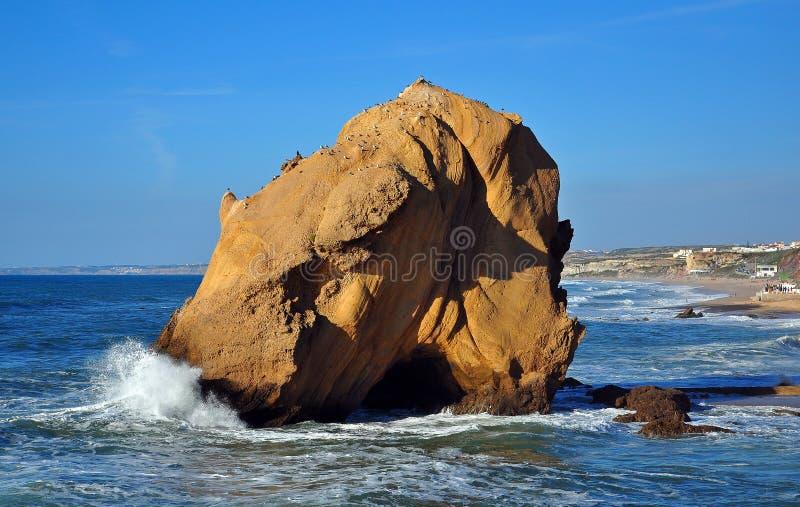 Le Portugal Santa Cruz image libre de droits