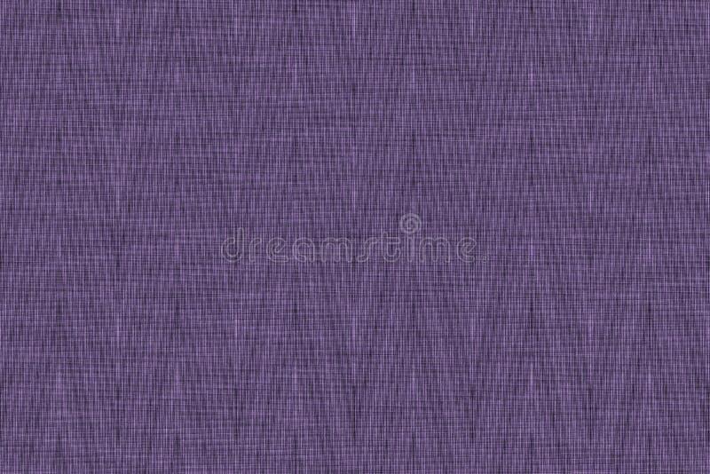 Le pourpre royal a peint l'échantillon, surface de pile de tissu pour la couverture de livre, élément de toile de conception, tex image stock