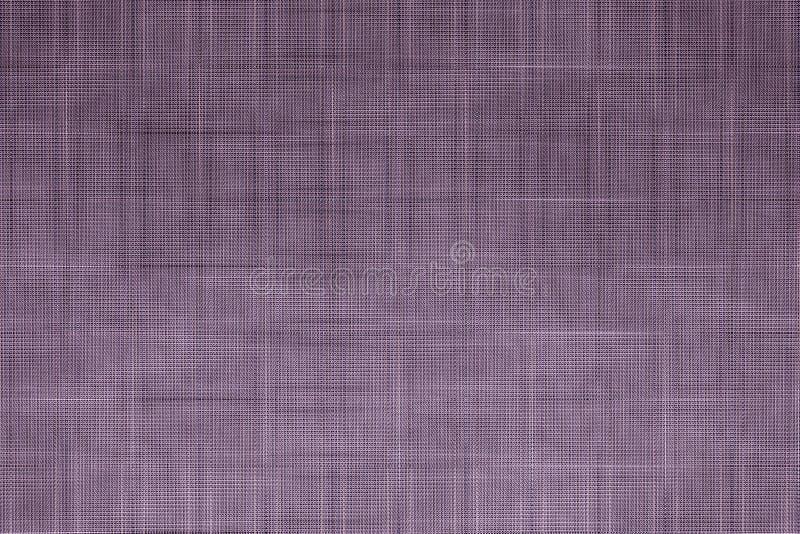 Le pourpre royal a peint l'échantillon, surface de pile de tissu pour la couverture de livre, élément de toile de conception, tex photos stock