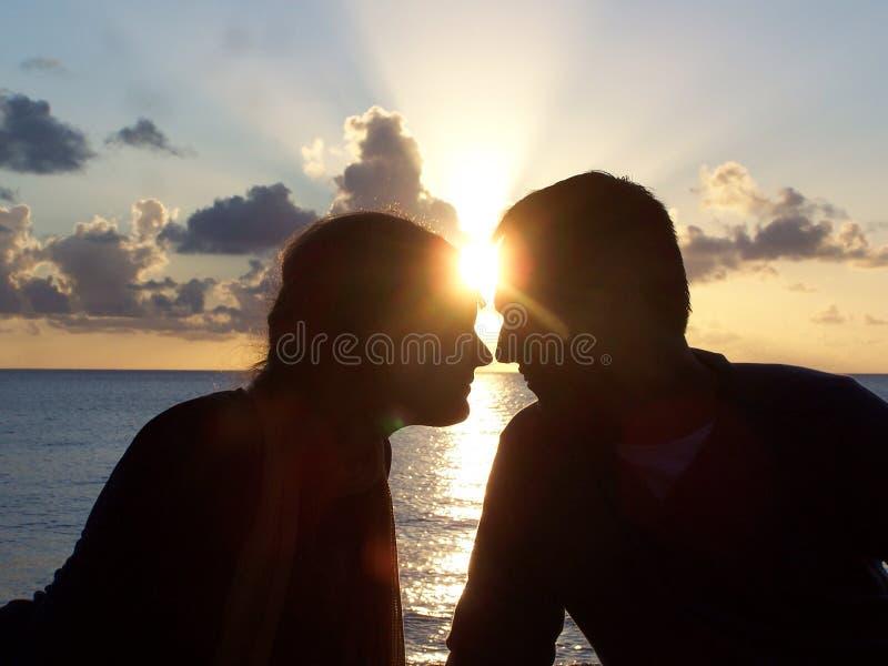 Le pouvoir de l'amour image libre de droits