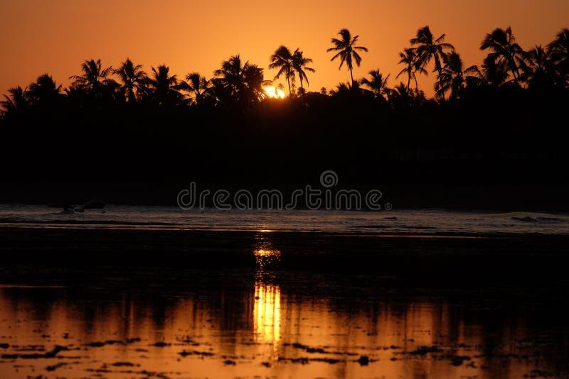 Le Praia font le forte - Bahia, Brésil photos libres de droits