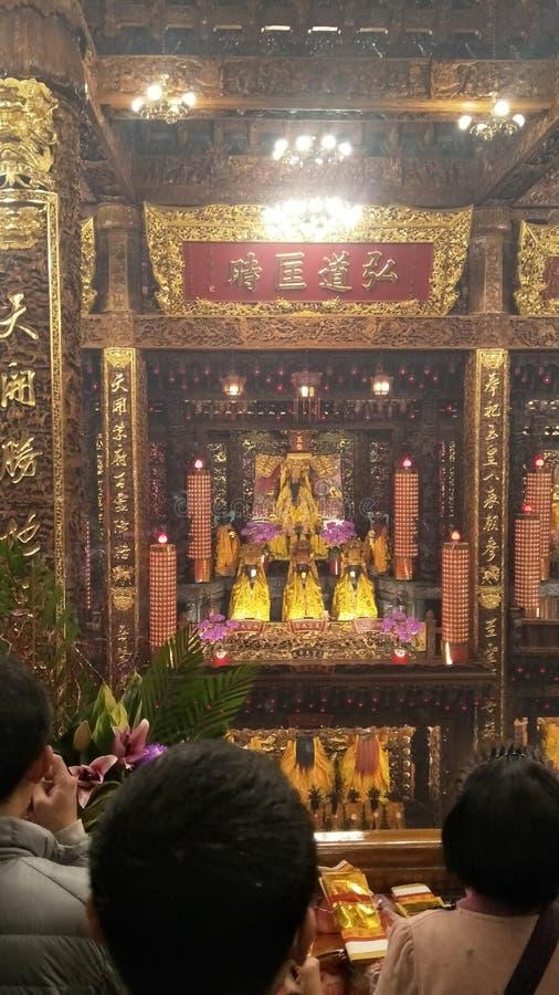 """Le premier jour du premier mois est """"Tian Gong Sheng """" image stock"""