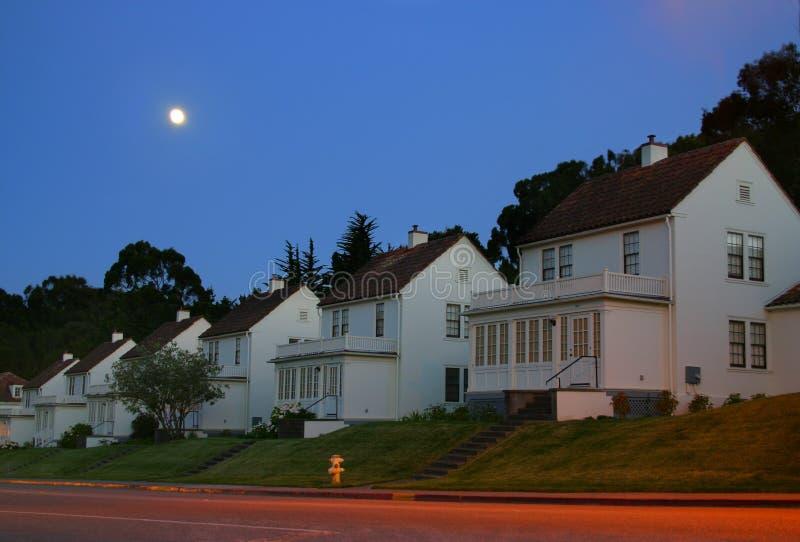 Le Presidio de San Francisco photos libres de droits