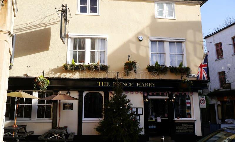 Le prince Harry Public House en Windsor Berkshire Uk images stock