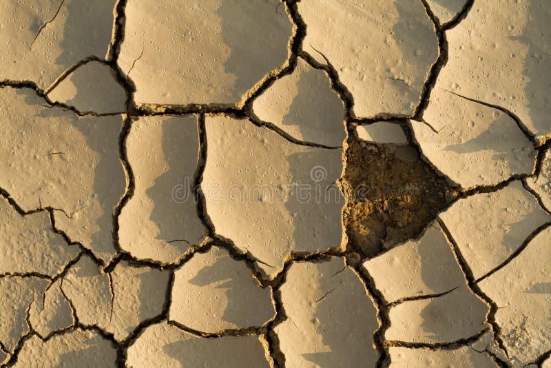 Le puzzle de sécheresse image stock