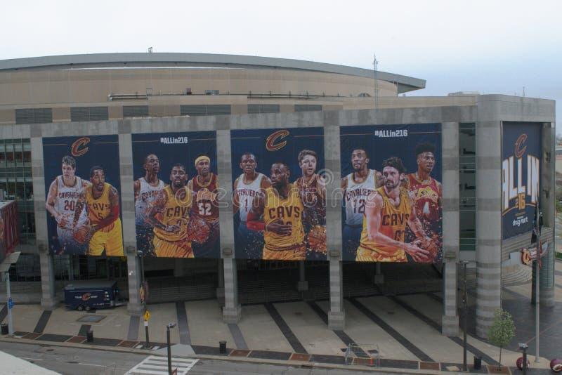 Le Q, Cleveland OH photos stock